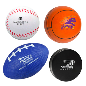 Sports Stress Relievers