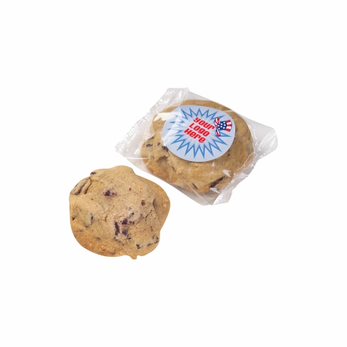 Promotional Individually Wrapped Chocolate Chip Cookies