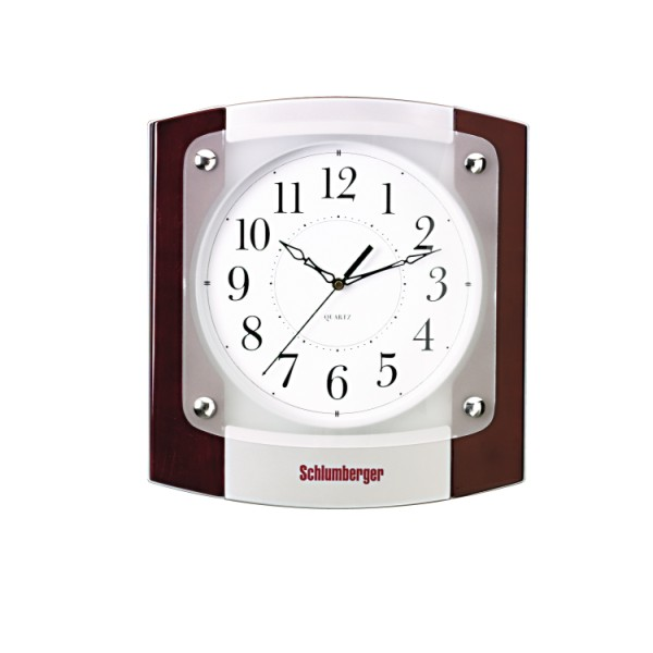 Promotional Two-Tone Wall Clock