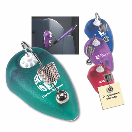 Promotional Mini-Mouse Pen/Note Holder