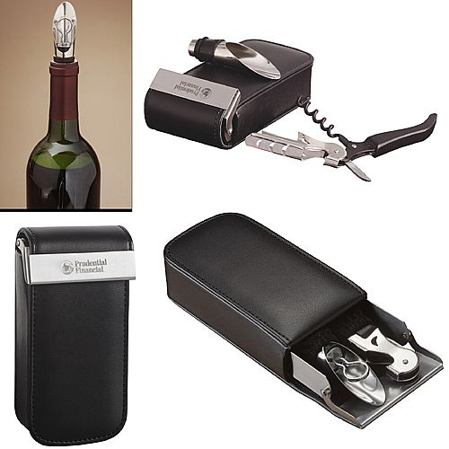 Promotional Concord Travel Wine Set