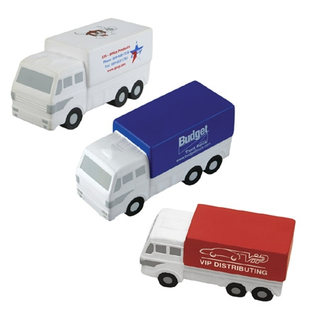Promotional Delivery Truck Stress Ball