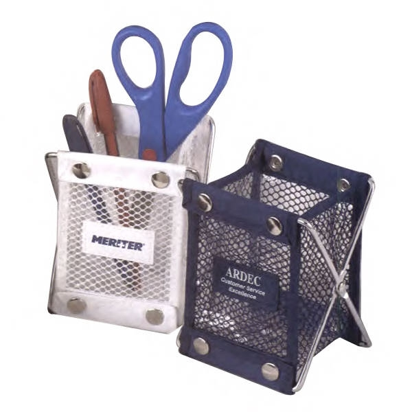 Promotional Mesh Desk Caddy