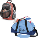 Duffel Bags and Backpacks
