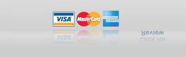 Accepts Visa MasterCard and Amex