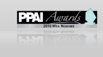 Nominee of PPAI Web Award