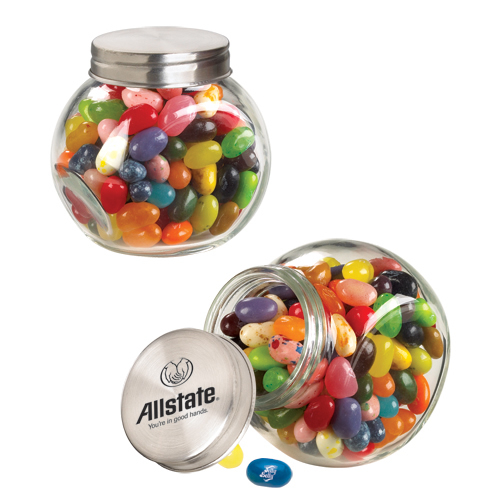 Promotional Jelly Belly Apothecary Jar