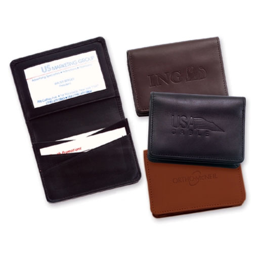 Promotional Corporate Elite Business Card Case