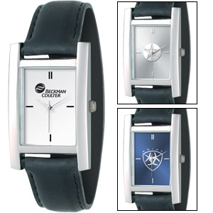 Promotional Unisex Silver Watch