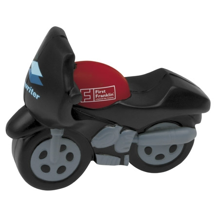 Promotional Motorcycle Stress Ball