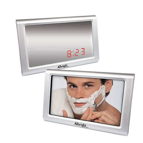 Promotional Mirror Sensor Clock