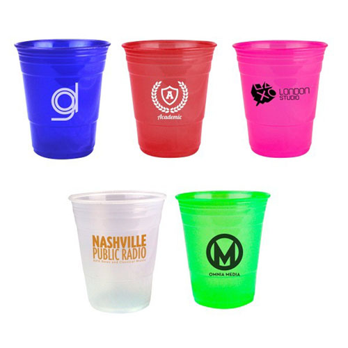 Translucent Uno Cup - 16 Ounce