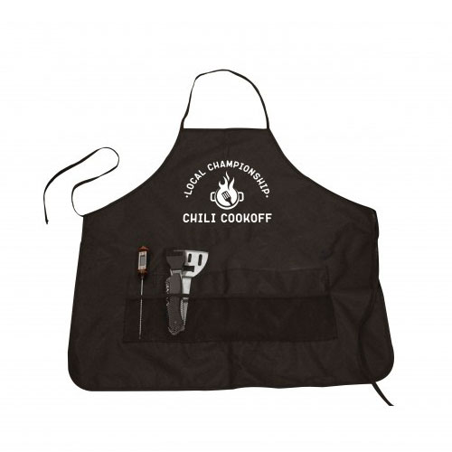 Promotional Grill-N-Style Apron BBQ Set