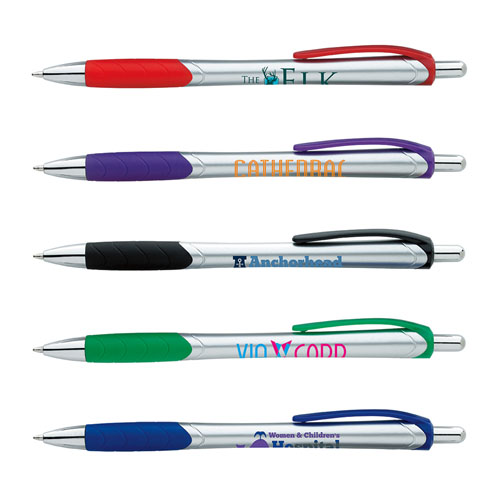 Promotional Silver Slim Pen
