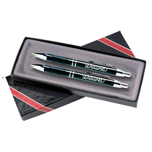 Promotional Vienna Pen and Pencil Set