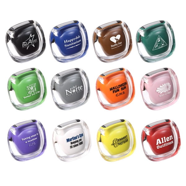 Promotional Clearview Pedometer