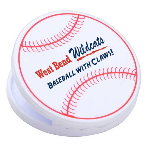 Promotional Baseball Power Clip
