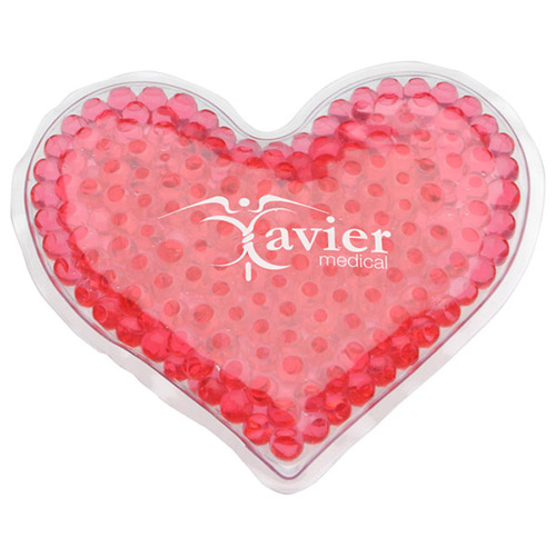 Promotional Heart Gel Hot/Cold Pack