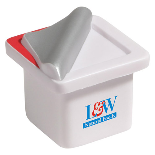 Promotional Yogurt Container Stress Reliever