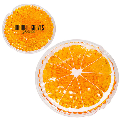Promotional Orange Hot/Cold Pack