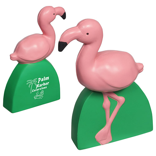 Flamingo Stress Ball
