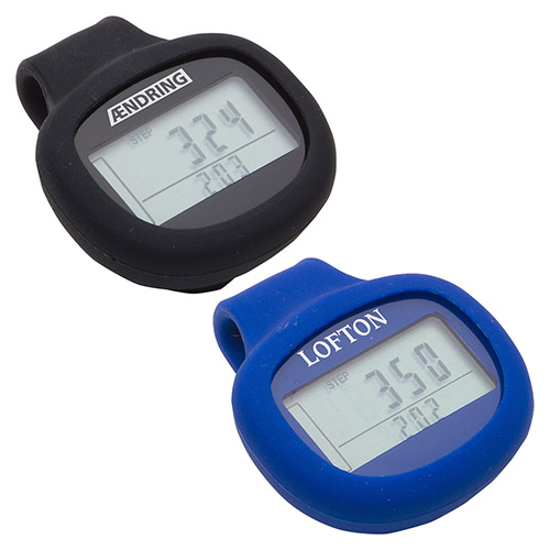 Promotional Show or Stow 3D Pedometer