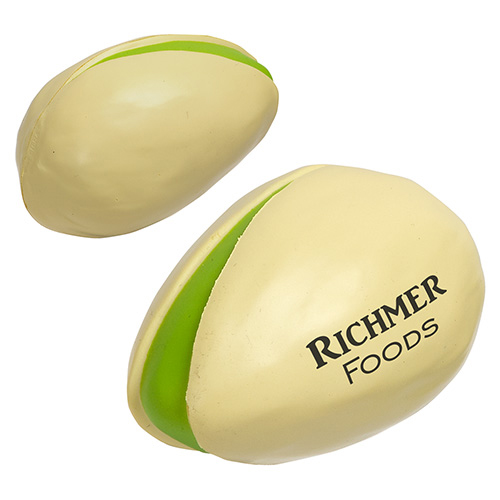 Promotional Pistachio Stress Ball