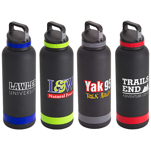 View Image 2 of Trenton 25 oz. Vacuum Insulated Stainless Steel Bottle