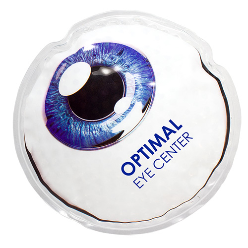 Promotional Eyeball Hot/Cold Pack