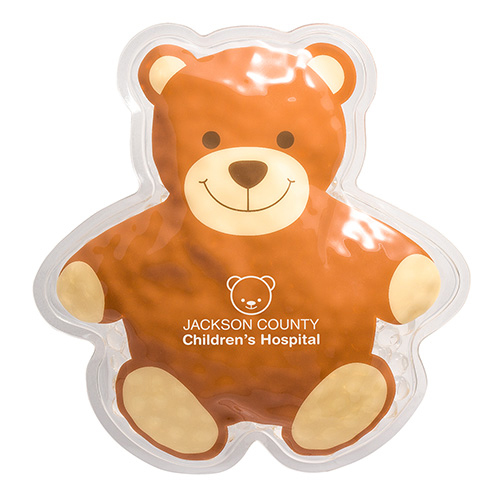 Promotional Teddy Bear Hot/Cold Pack