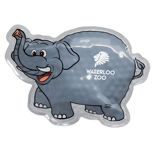 Promotional Elephant Hot/Cold Pack
