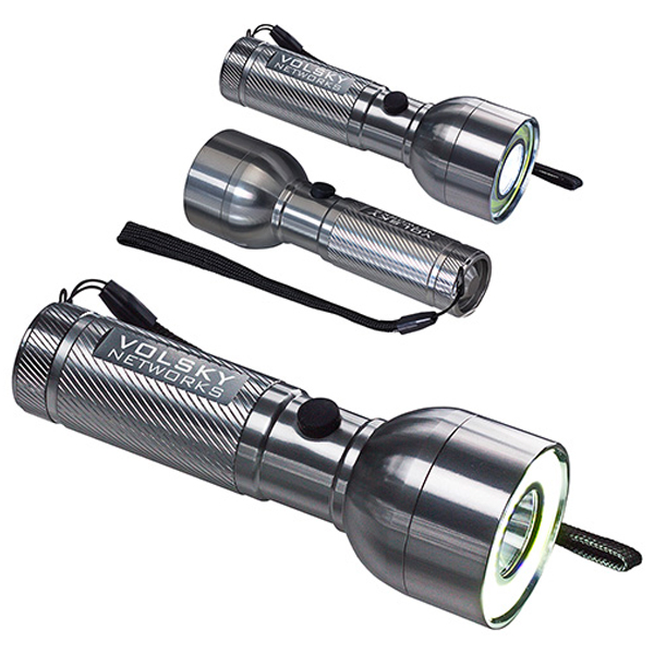 Promotional Ranger Aluminum Flashlight