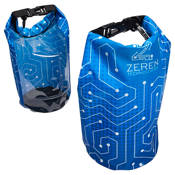 Promotional Custom Polyester Waterproof Gear Bag-2 Liter