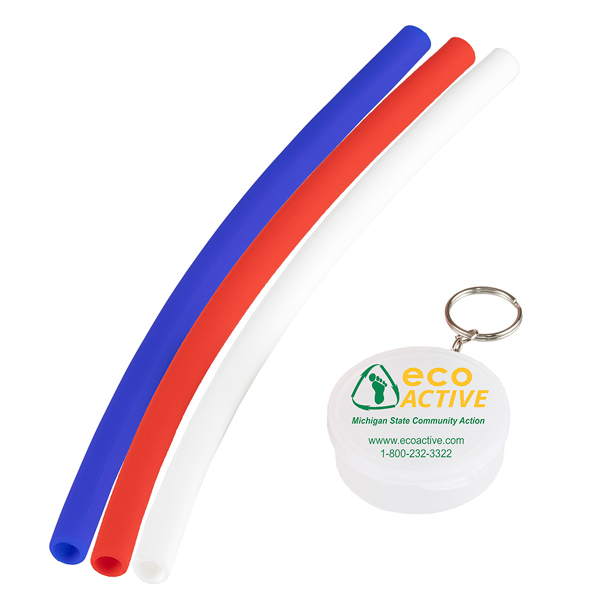 Reusable Silicone Straw-10
