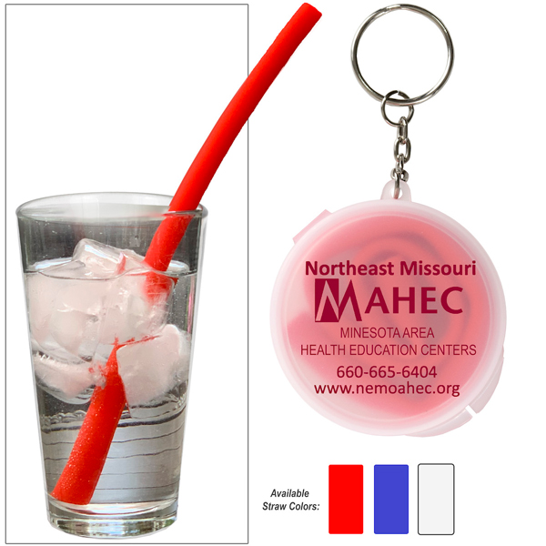 Promotional Reusable Silicone Straw-10