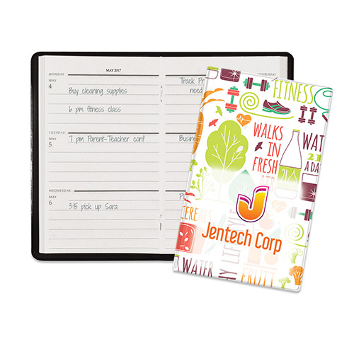 Promotional Pocket Personal Planner