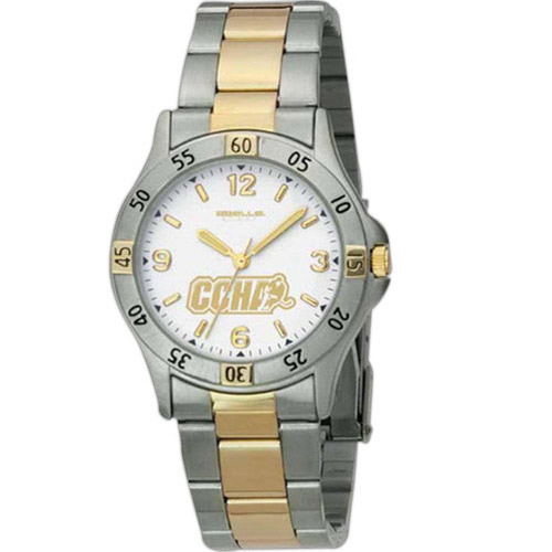 Promotional Contender Two Tone Watch