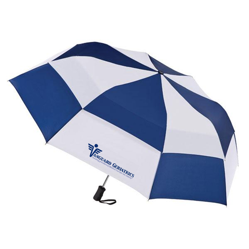 Promotional totes® Stormbeater™ Auto Open Folding Umbrella
