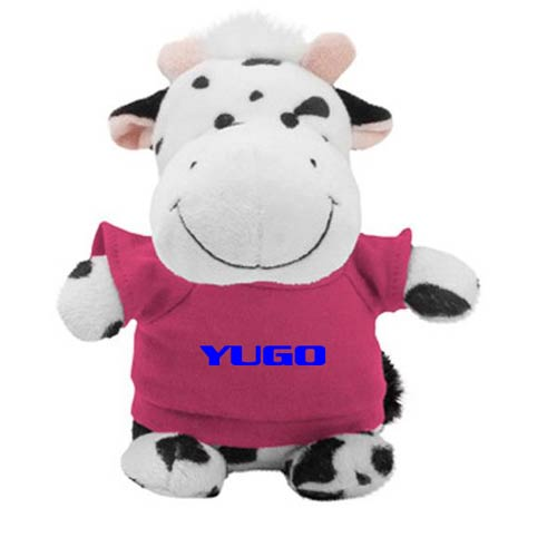 Promotional Cow Bean Bag Buddies