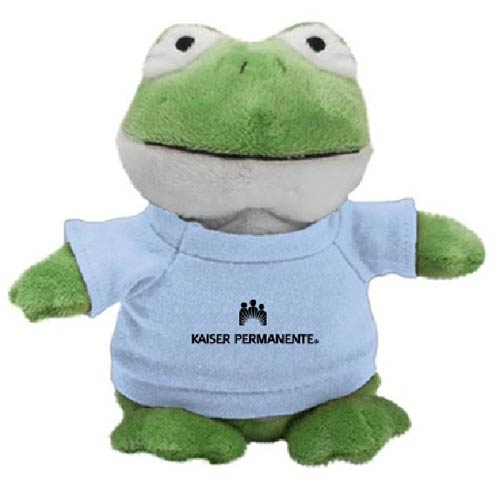 Promotional Frog Bean Bag Buddies