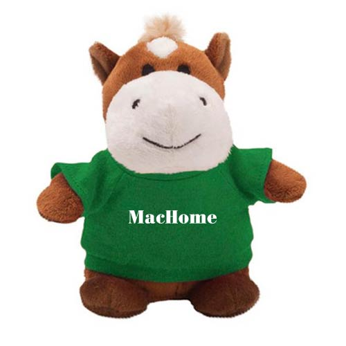 Promotional Horse Bean Bag Buddies