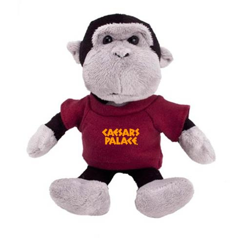 Promotional Gorilla Mascot Stuffed Animal