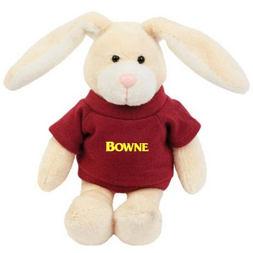 Promotional Bunny Rabbit Mascot Stuffed Animal