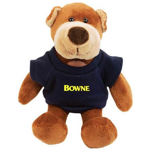 Promotional Dog Mascot Stuffed Animal