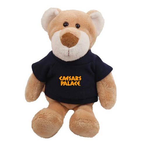Promotional Cougar Mascot Stuffed Animal