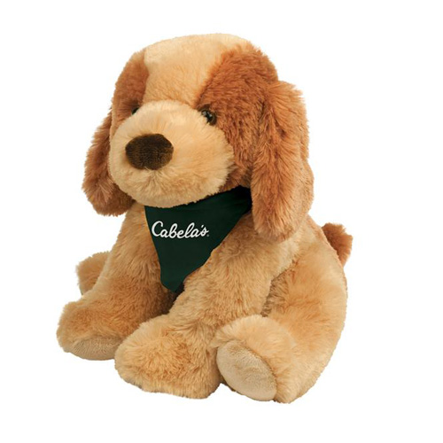 Promotional Bo Plush Dog