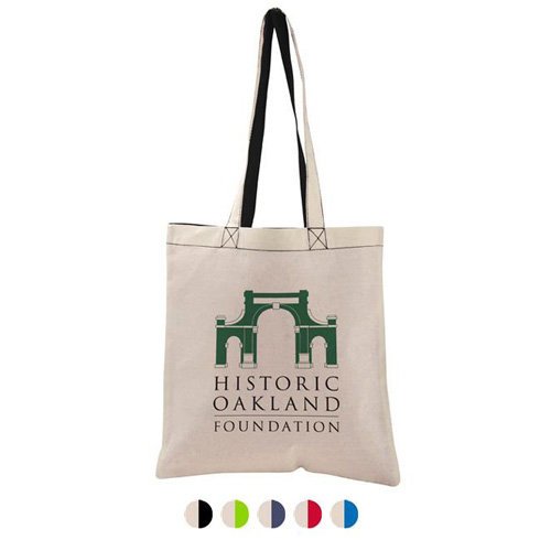 Promotional Value Economy Two-Tone Tote