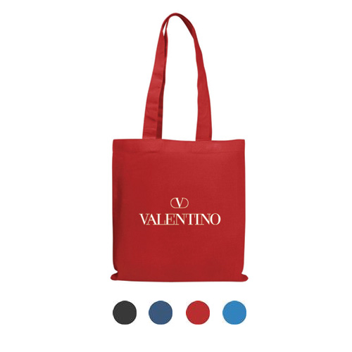 Promotional Colored Magazine Economy Tote