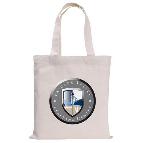 Promotional Natural Mini Economy Tote