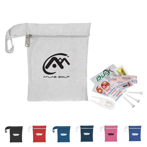 Promotional Golfers Pal Kit with Tournament Amenities